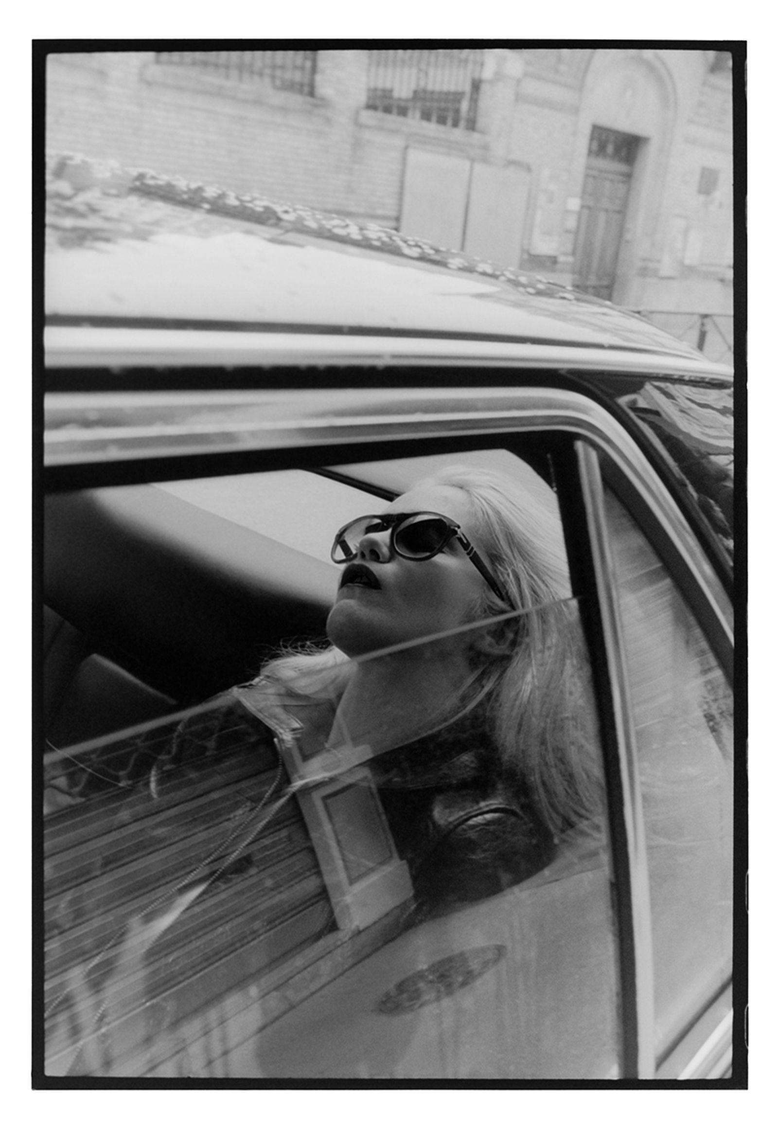 Sky Ferreira A.P.C. Persol Sunglasses