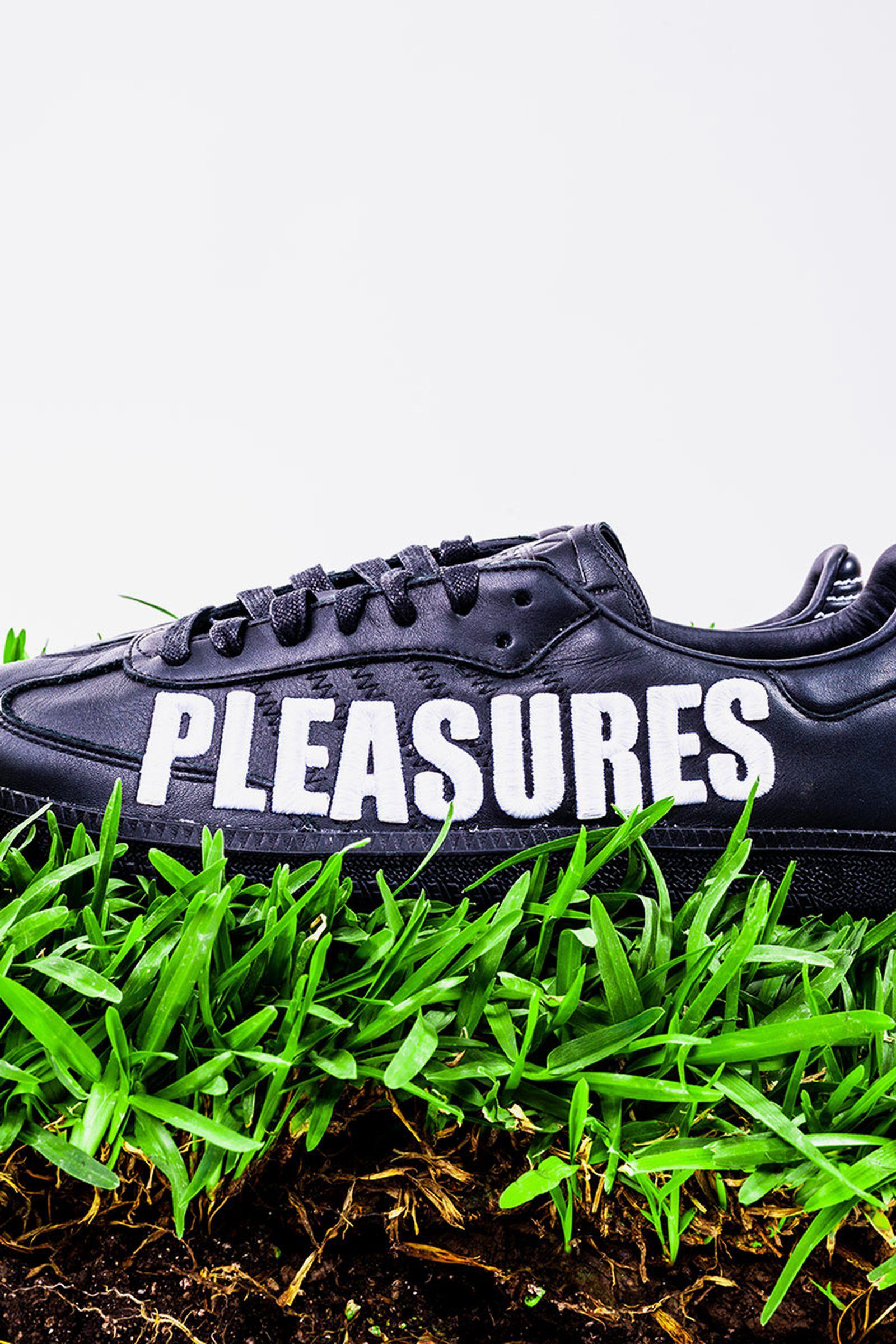 pleasures adidas samba release date price Pleasures x adidas
