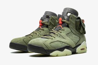 on sale 7b379 5d434 Travis Scott x Nike Air Jordan 6: Rumored Release Information
