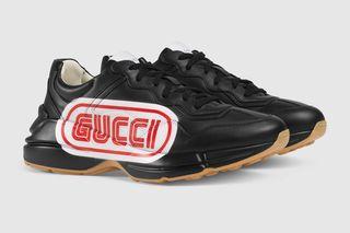 a847d22f3 Gucci Rhyton Sega Sneaker: Where to Buy & More Info