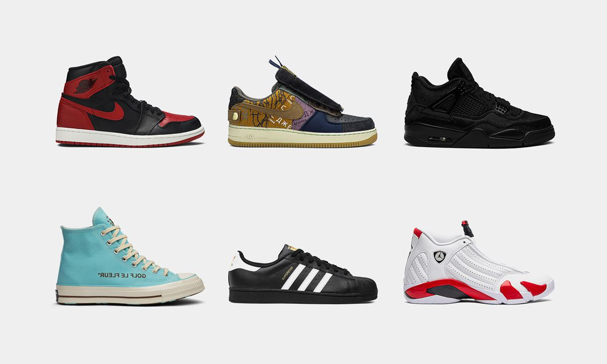 From A$AP to Quavo, Shop Celebrity Sneakers at GOAT