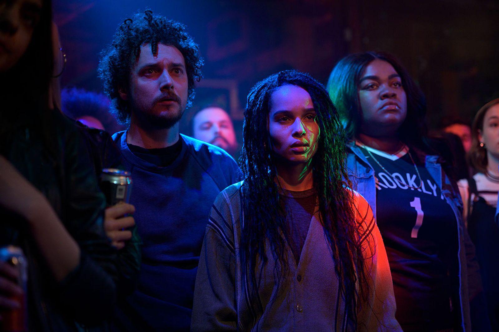 Zoe Kravitz in Hulu's 'High Fidelity'