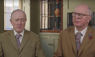 "MoMA Speaks to Artists Gilbert & George on ""The Early Years"""