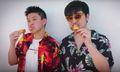 Watch Joji & Rich Brian Make Spicy Indonesian Fried Chicken on 'Feast Mansion'