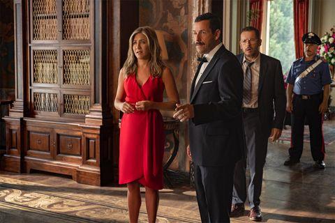 Adam Sandler's 'Murder Mystery' Movie Broke a Netflix Record