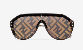 These Logo-Embellished Fendi Sunglasses Will Have You Seeing Double