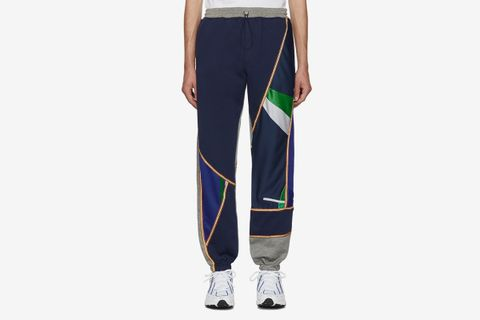 Patchwork Lounge Pants