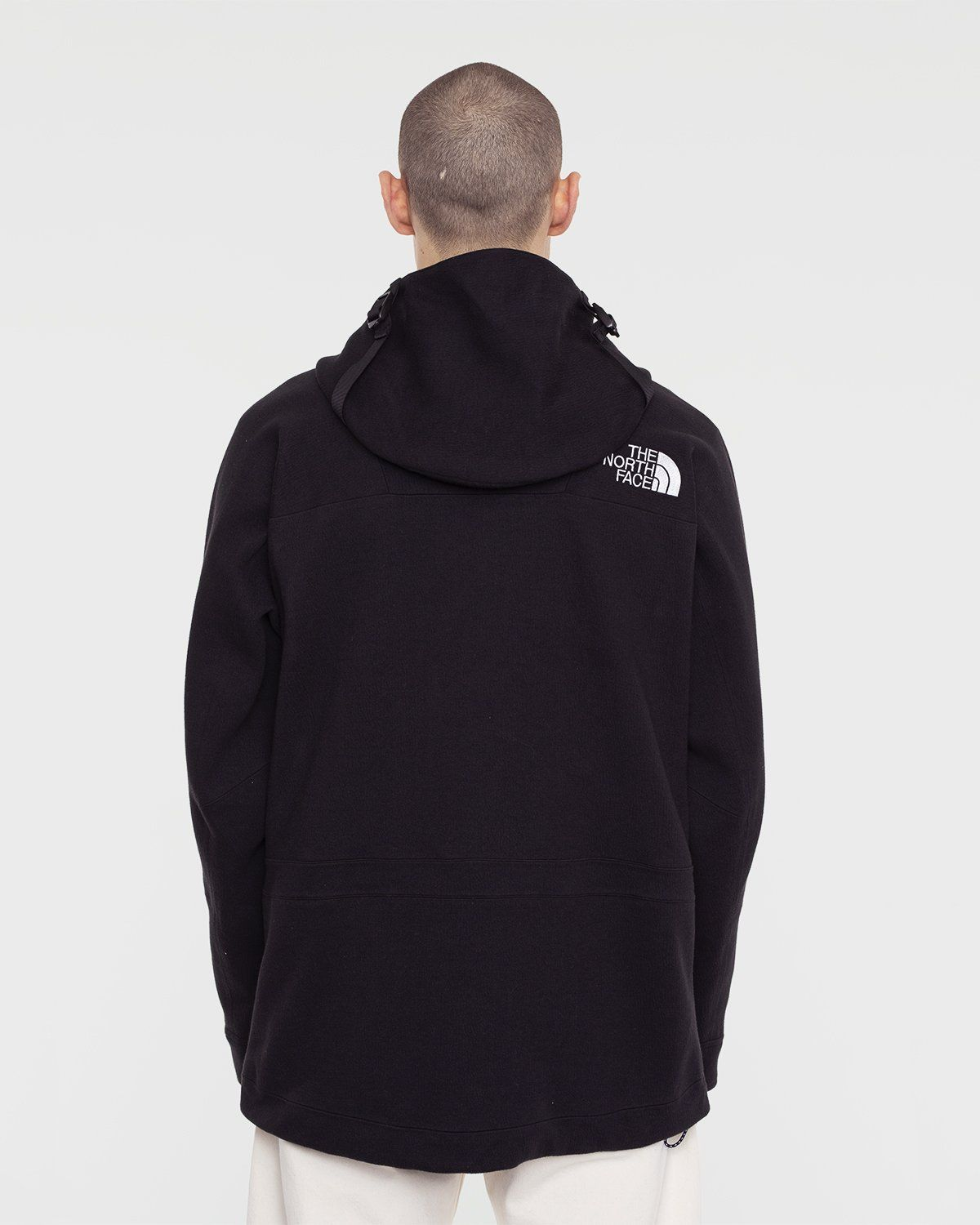 The North Face Black Series — Spacer Knit Mountain Light Jacket Black - Image 5