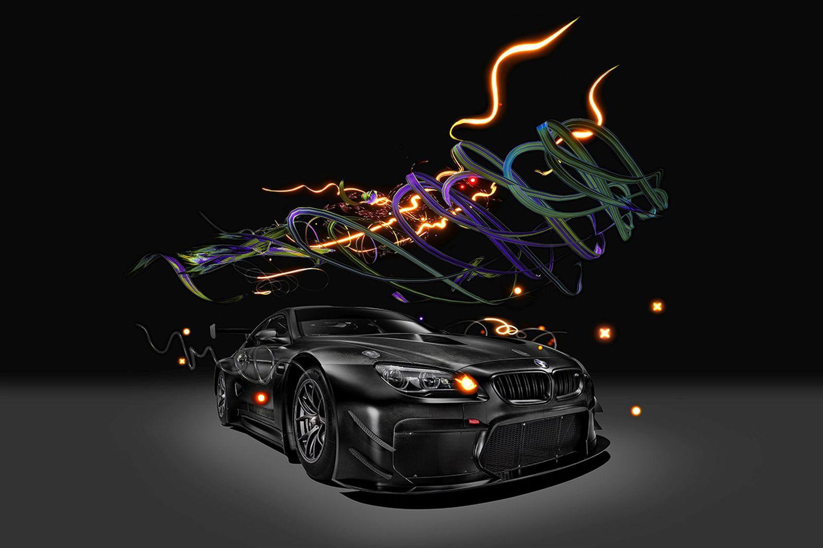 BMW Art Car 18, Cao Fei, 2017