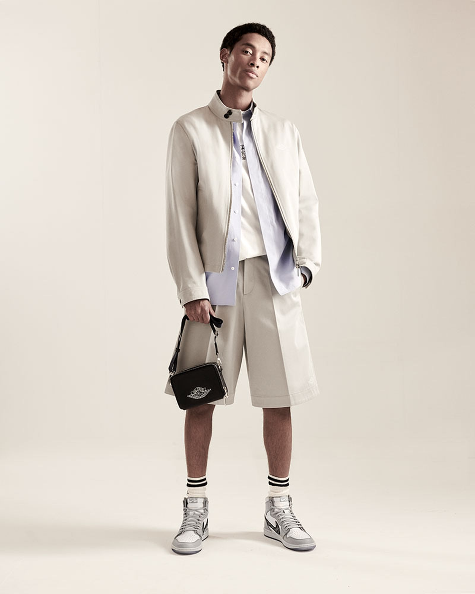 Dior x Nike Air Jordan 1 lookbook