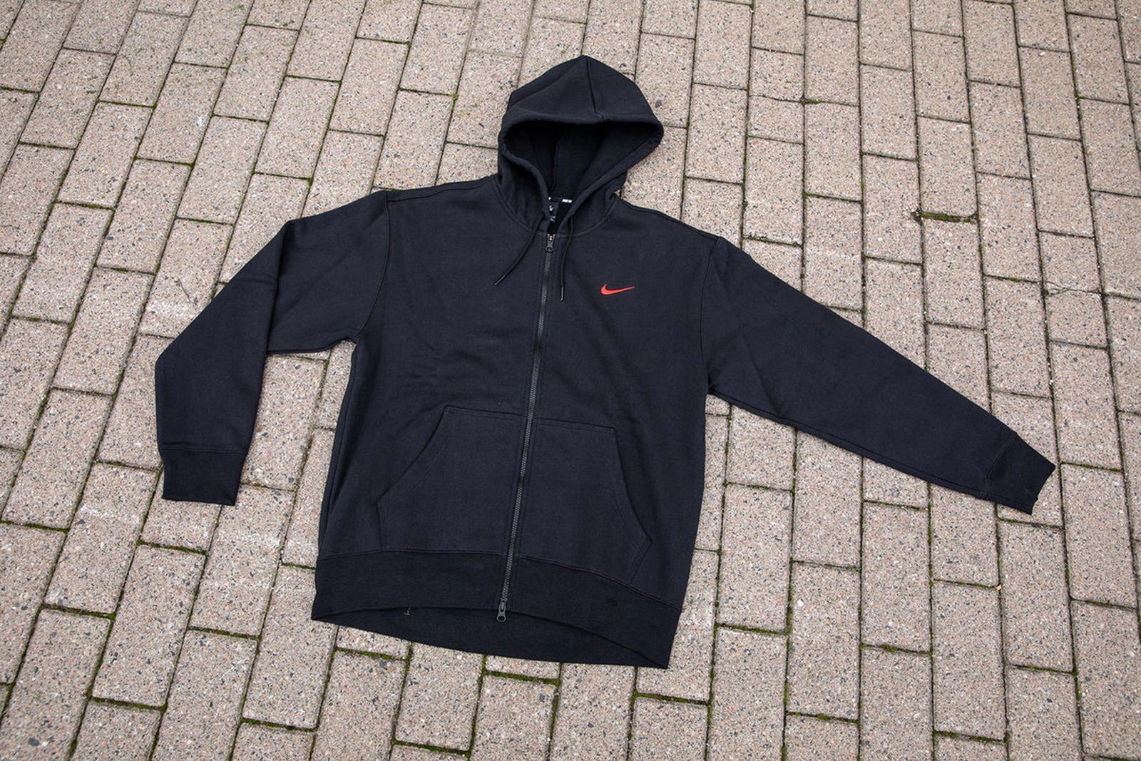 Nike SB Oski Orange Label jacket