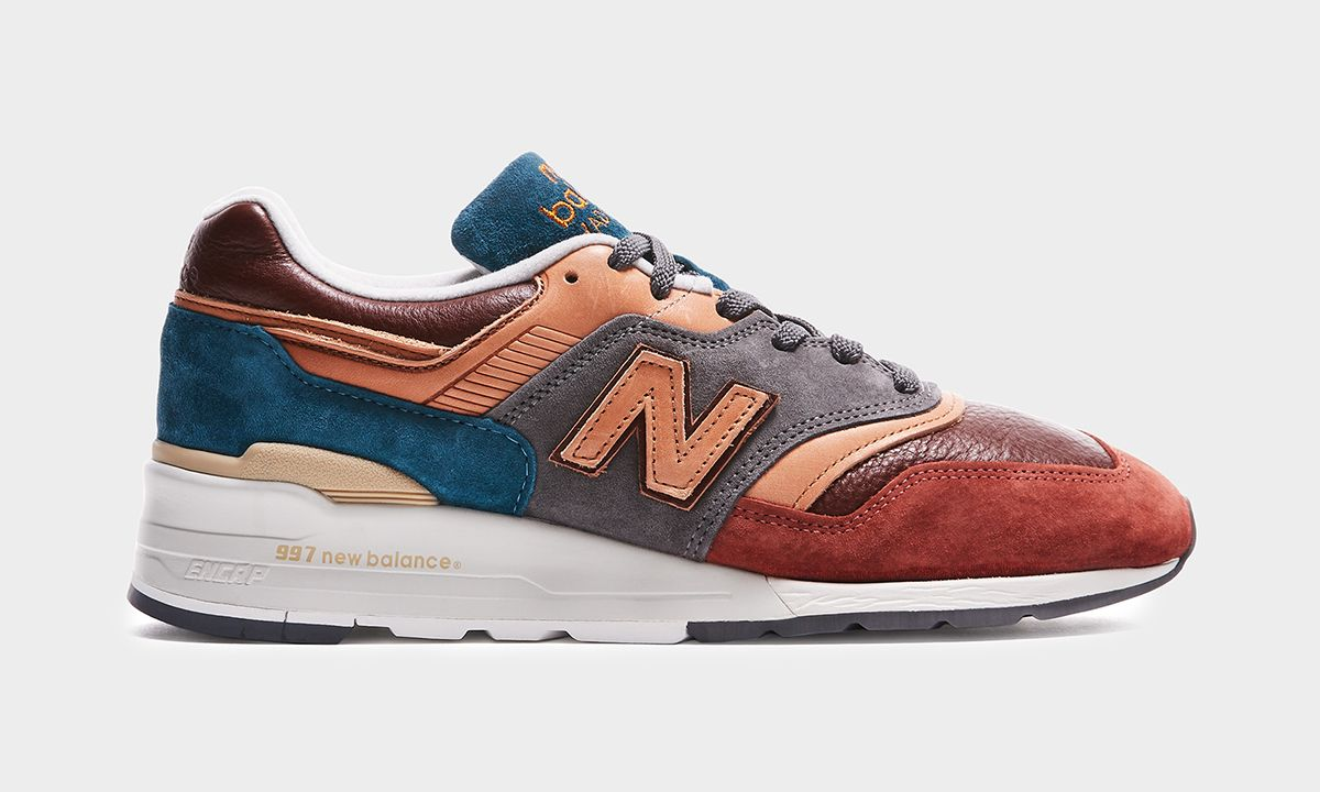 Todd Snyder S Latest New Balance 997 Is A Nod To Hudson New