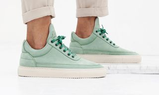 """Filling Pieces Unveil a Low Top """"Rainbow"""" Capsule Collection"""