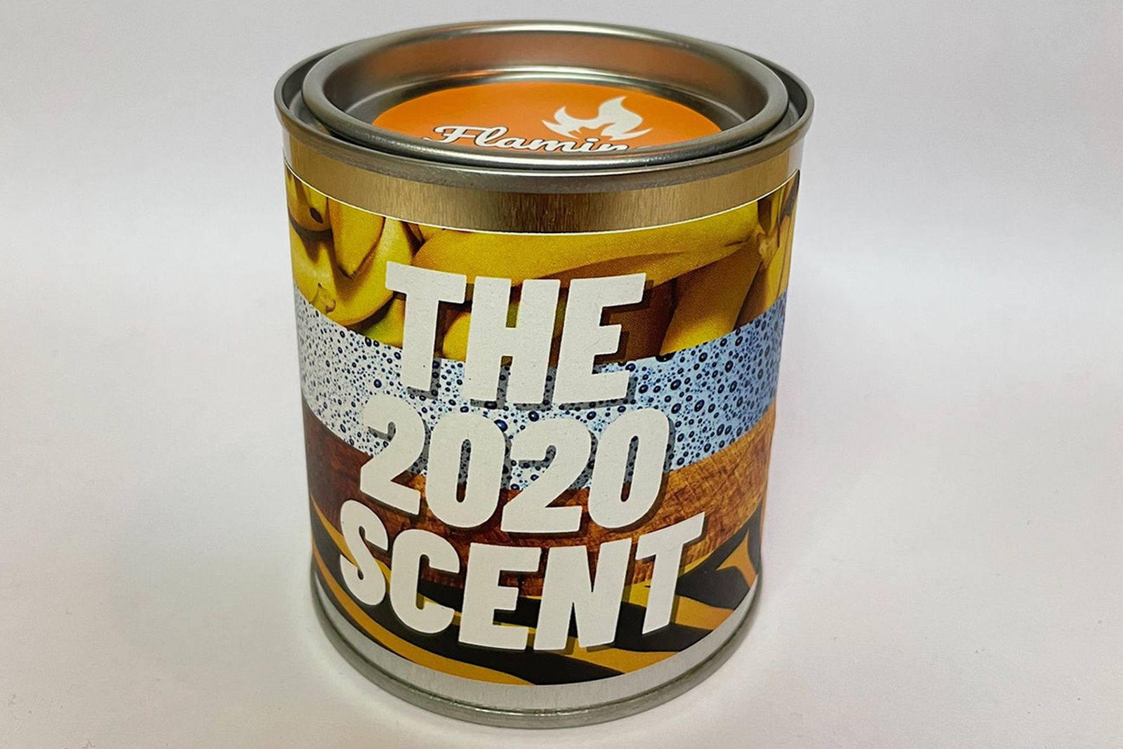 Flaming Crap candle 2020 scent
