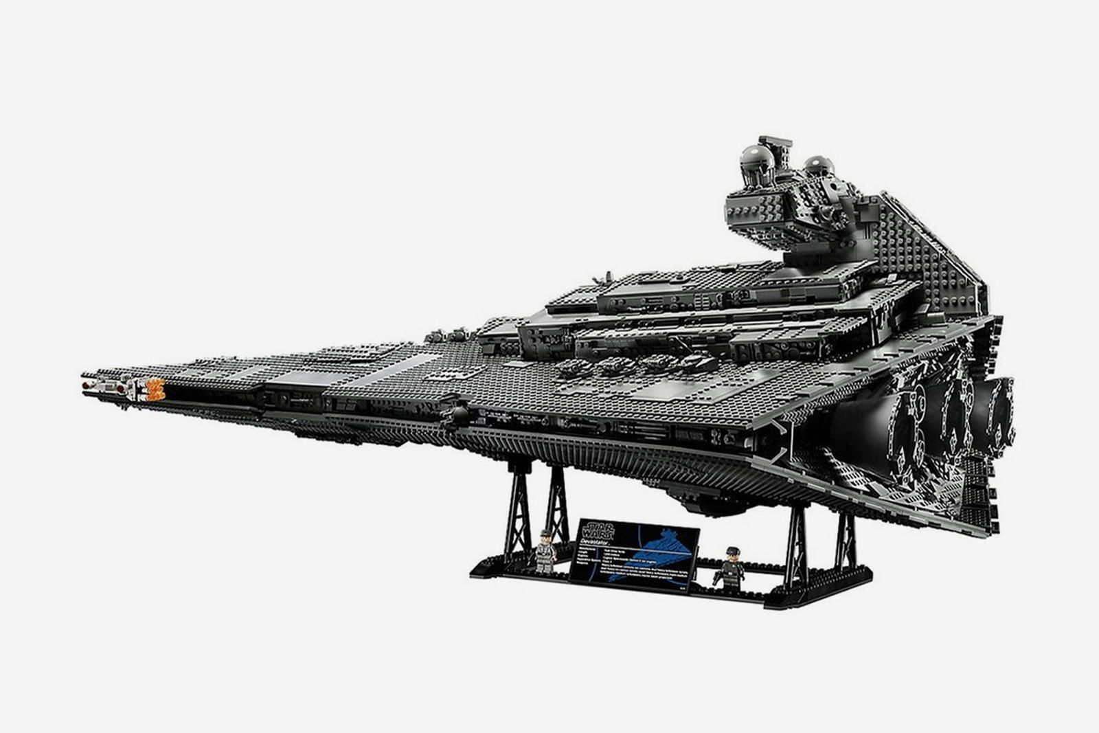 lego star wars imperial star destroyer set