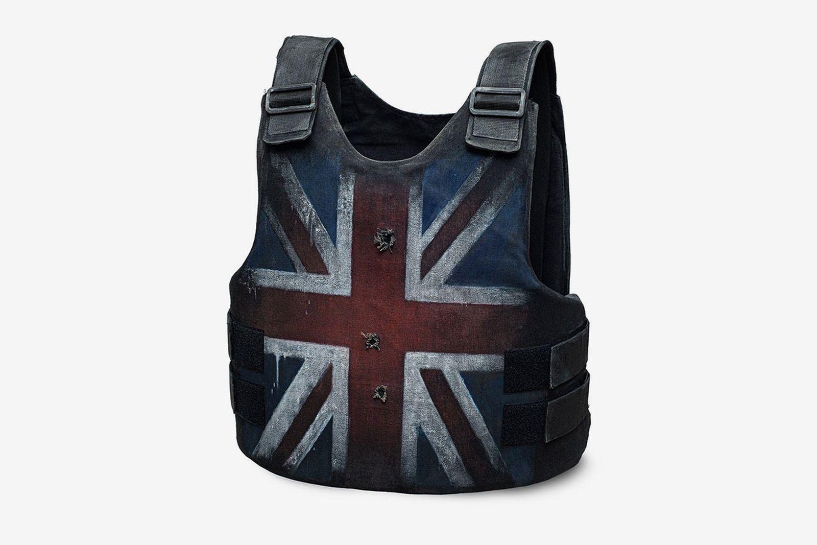 Banksy Gross Domestic Product vest