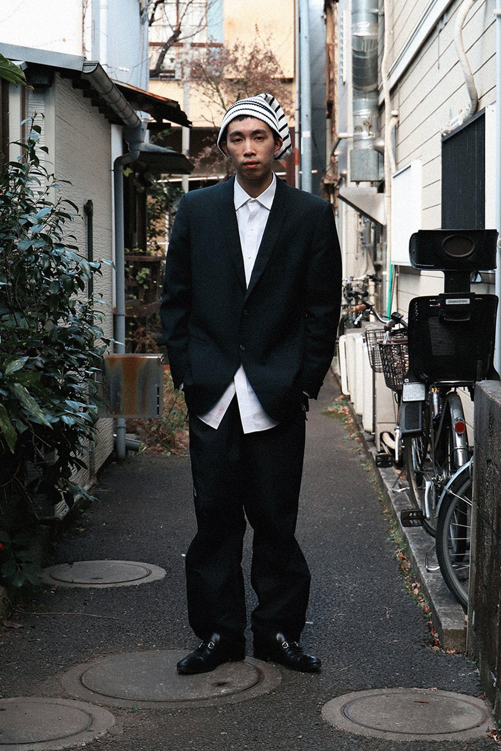 tokyo street style january 2019