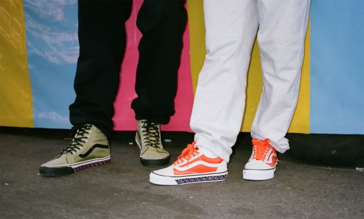 Patta x Vans Sk8 Hi & Old Skool: Release Info