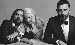 Burberry & Vivienne Westwood Announce Collab Celebrating British Style & Heritage