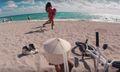 Nigel Sylvester Bikes Past DJ Khaled & J Balvin in Miami in New 'GO' Video