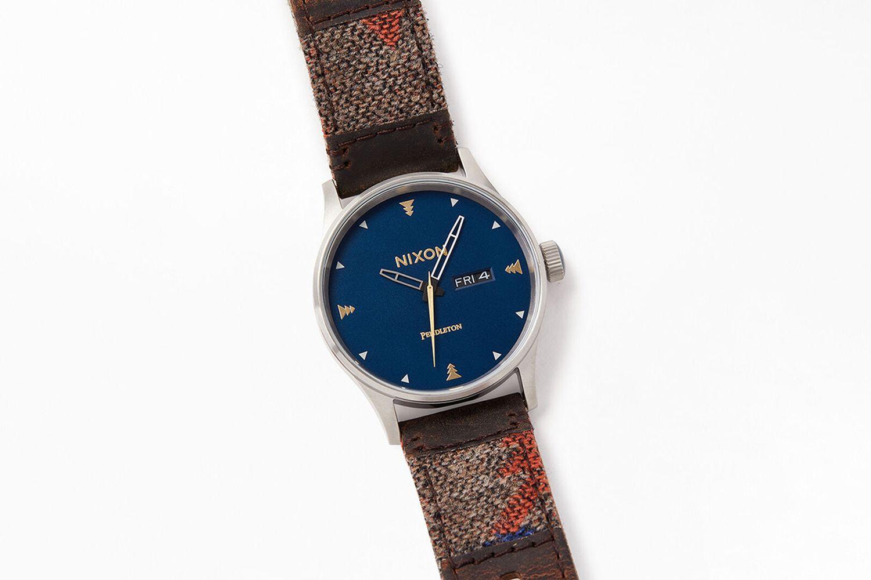 Americana Sentry Leather Watch