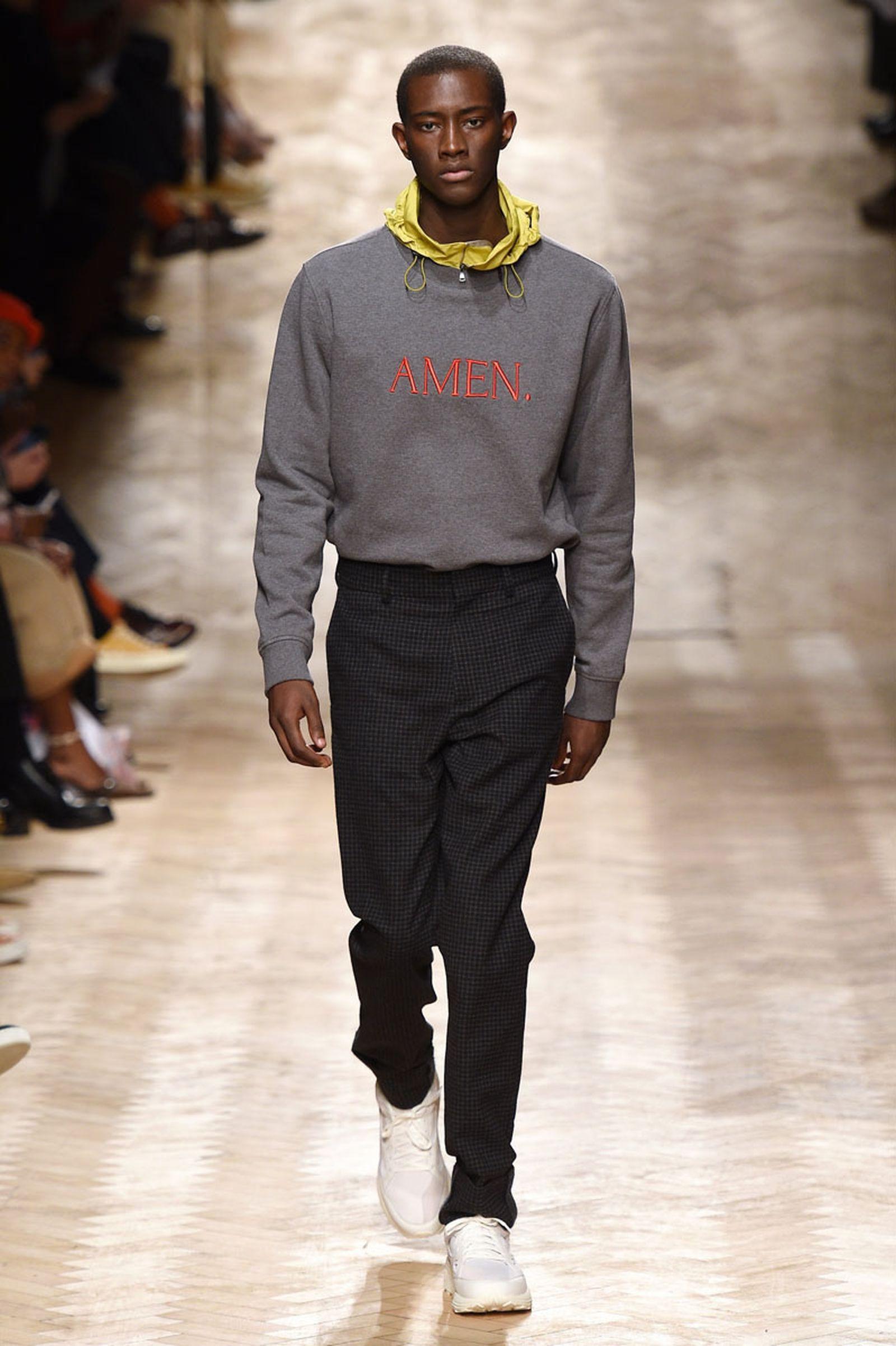 qasimi clothing fw18 UTR