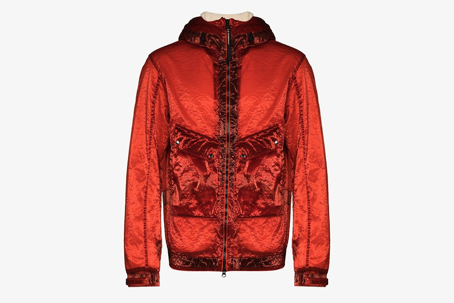 Kan-D Goggle Hooded Jacket