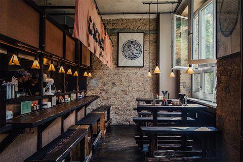 berlins best midrange restaurants AMEX american express platinum food & drink