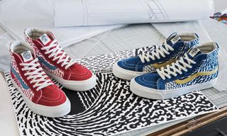 e20bccddca You Can Now Cop the Trippy Capsule from Vault by Vans x John Van Hamersveld