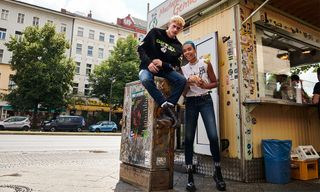Here's a Closer Look at Diesel's Capsule With Berlin's Most Famous Kebab Kiosk