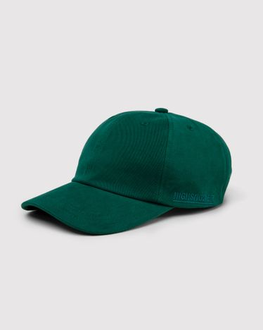 Highsnobiety Staples - Cap Green