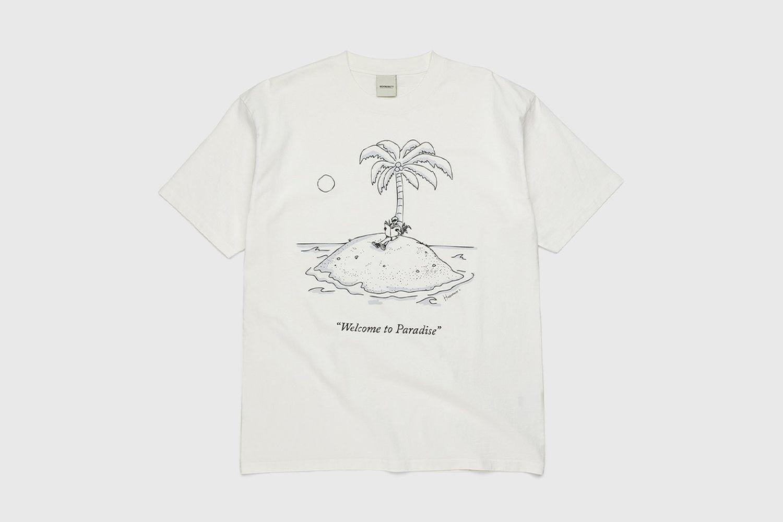 Paradise Cartoon T-Shirt
