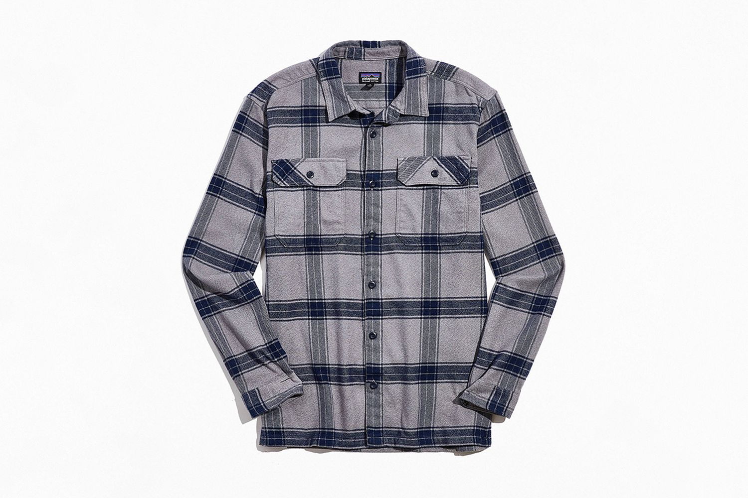 Fjord Flannel Button-Down Shirt