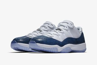 "014ef221472 Nike Air Jordan 11 Low ""Navy"": Where to Buy Tomorrow"