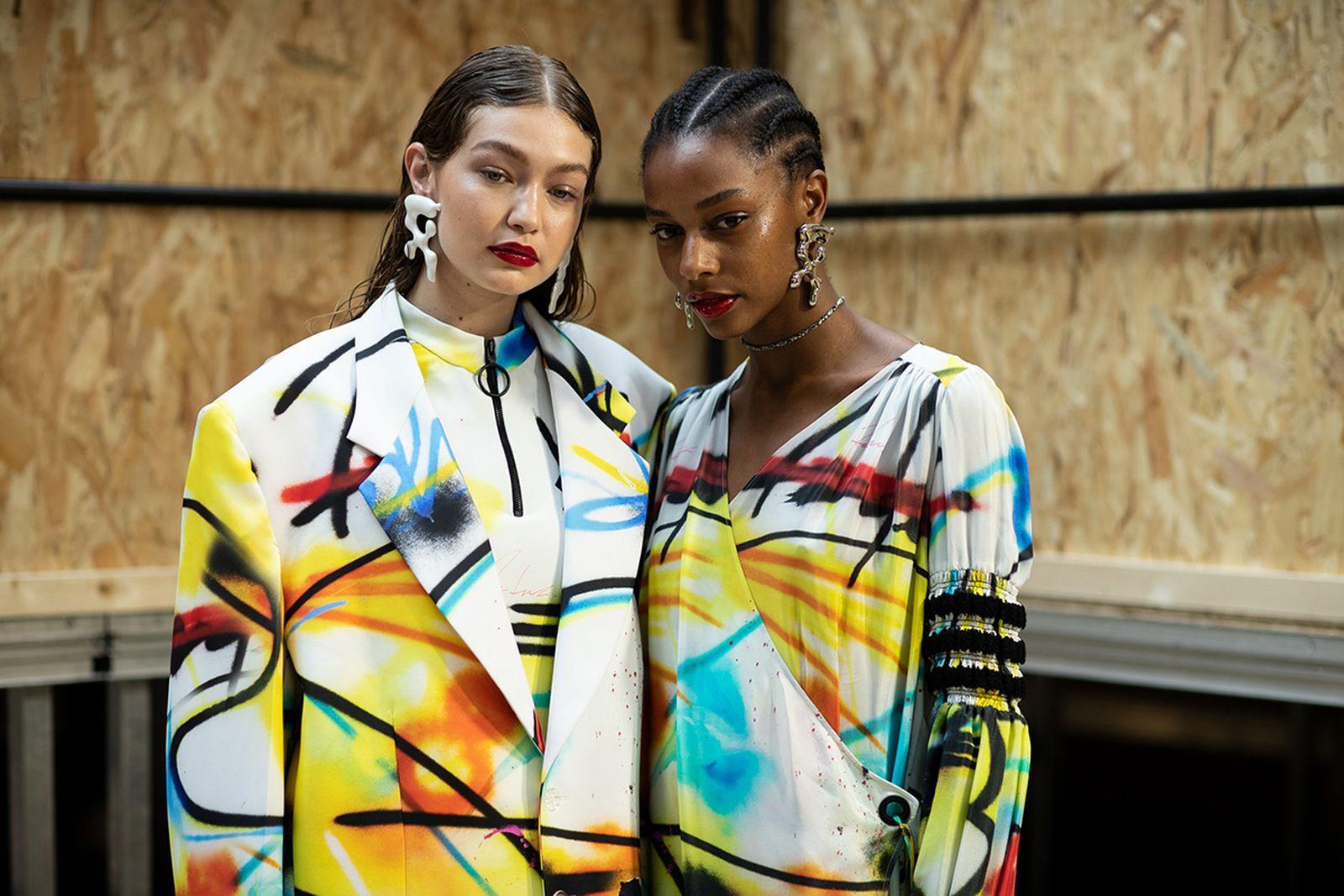 MSS20 Paris OffWhite EvaAlDesnudo ForWeb 01 paris fashion week runway