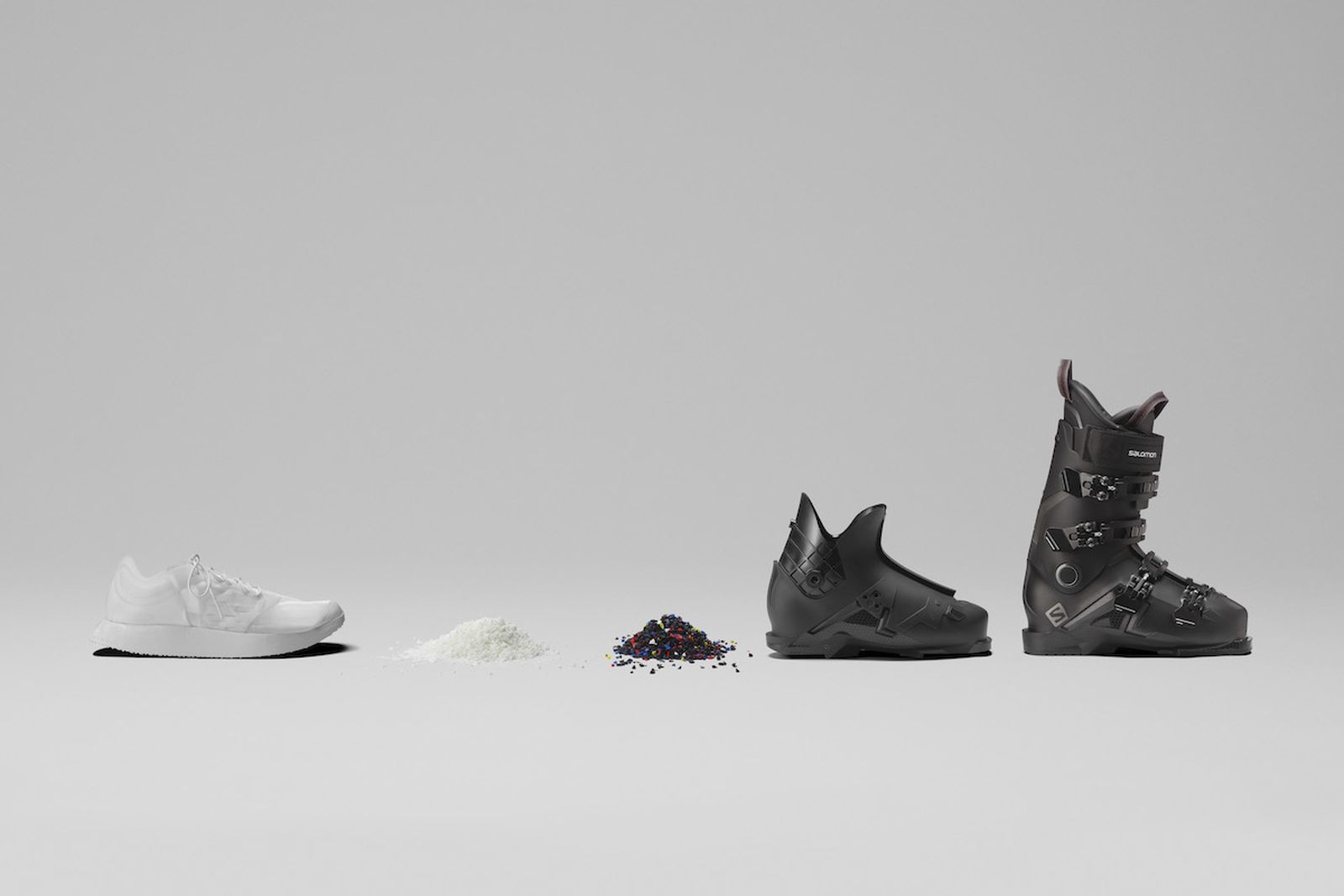 Solomon Recyclable Shoe