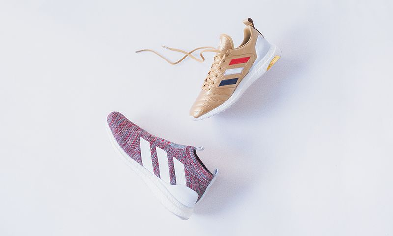 ae5825eed7b KITH x adidas Soccer Sneakers: Release Date, Price, & More Info