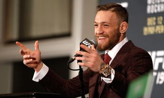 "Conor McGregor to Battle Khabib Nurmagomedov in ""Biggest Fight in UFC History"""