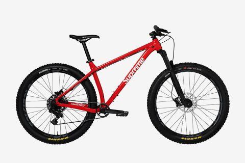 supreme santa cruz mountain bike