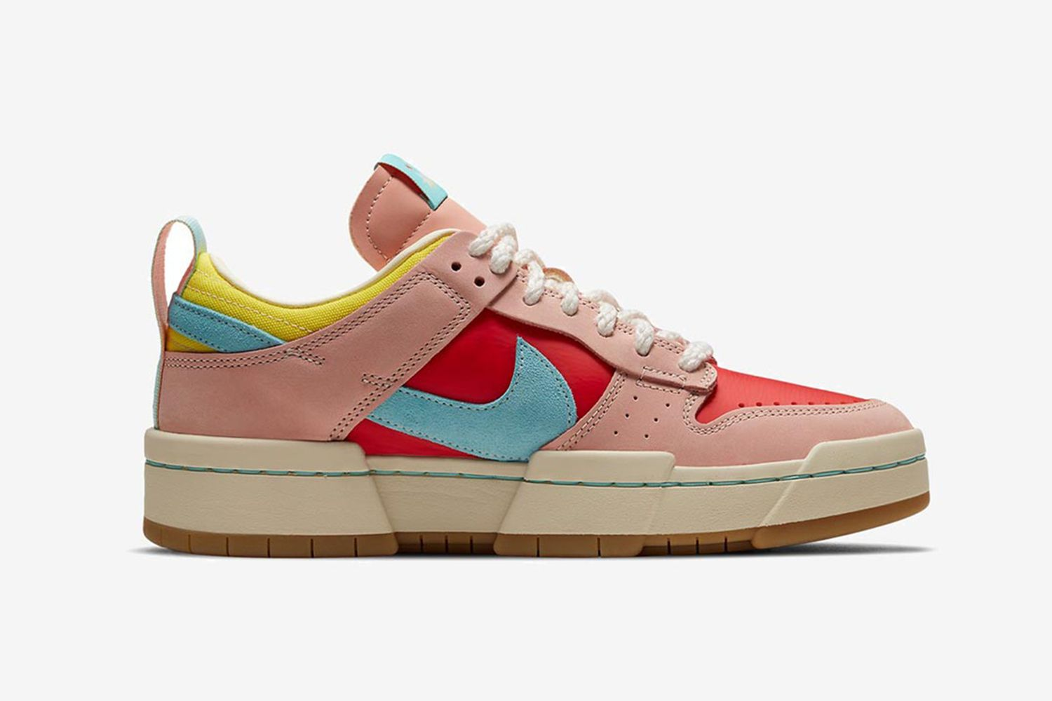 Dunk Low Disrupt Chinese New Year Firecracker 2021