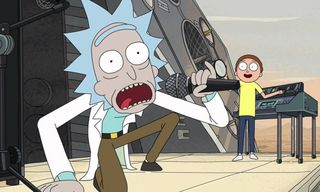 'Rick and Morty' Creators Offer Kanye West His Own Episode