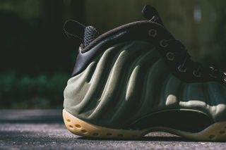 """6e14867738 4 more. Previous Next. New up from the Swoosh camp is an """"Olive"""" version of  the Nike Air Foamposite One PRM."""