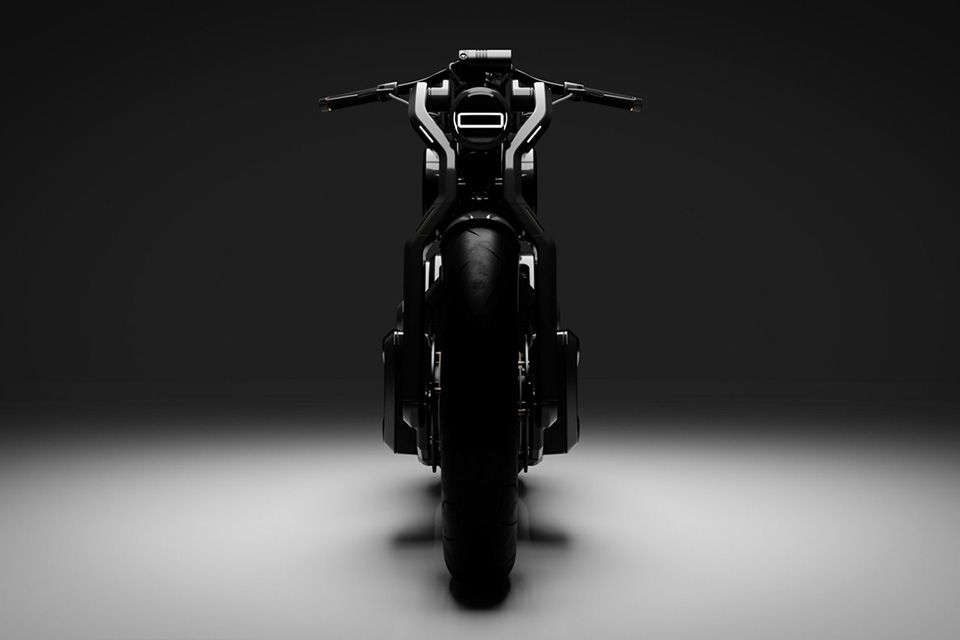 This 'Akira'-Like Zeus Electric Motorcycle Can Be Preordered Now