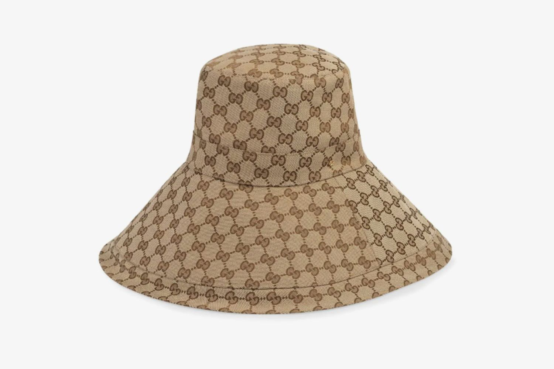 GG Wide Brim Hat