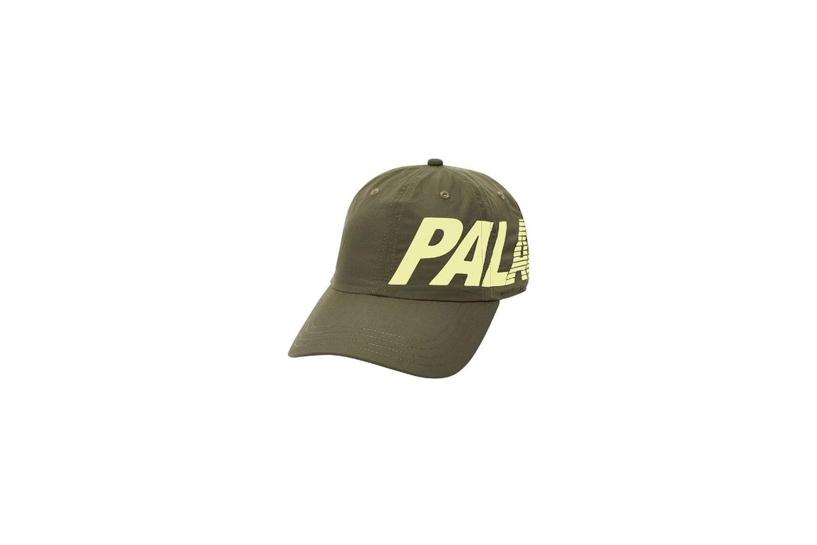 Palace 2019 Autumn cap side man 6 panel olive1631