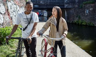 """Levi's Commuter Spring/Summer 2015 """"London"""" Editorial by Highsnobiety"""