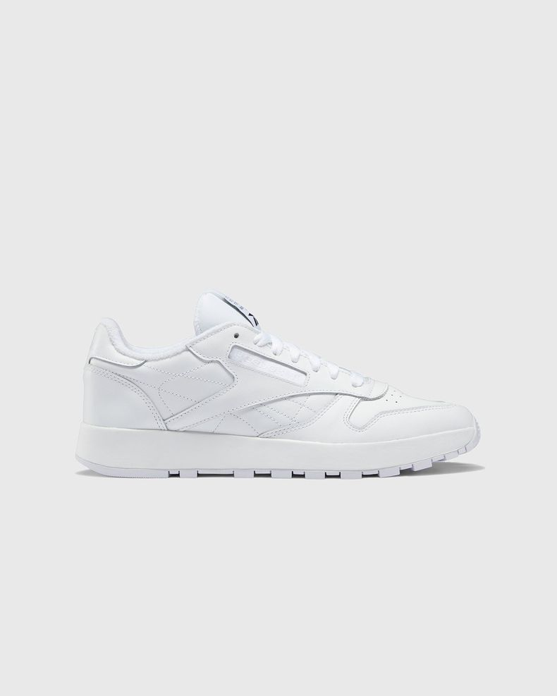Maison Margiela x Reebok — Classic Leather Tabi White