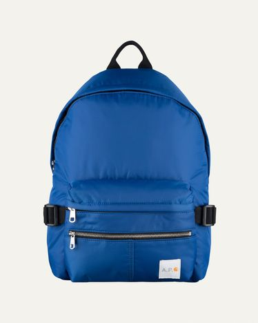 A.P.C. x Carhartt WIP - Shawn Backpack Indigo