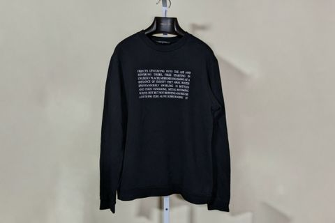 History Of My World Poltergeist Sweatshirt