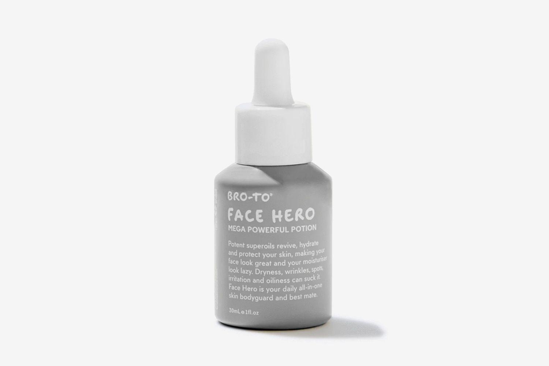 'Face Hero' Face Oil For Men